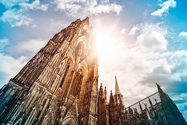 Duitsland-Keulen-dom