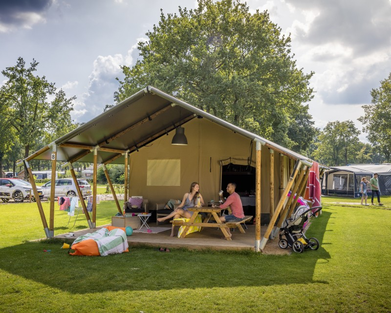 campings in Nederland